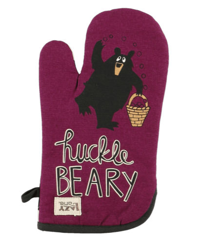 Huckle-Beary Oven Mitt - Lazy One®